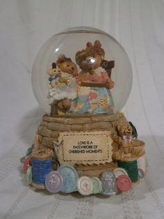 The San Francisco Music Box Company Musical Snow Globe • $15.20 • PicClick