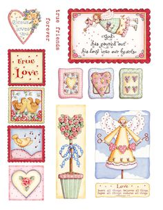 Hearts Tags and other free downloads at this link.
