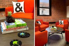 Meeting Area at StumbleUpon | Interior Design Fair