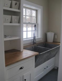 Wash Tub Sink Ideas New Old Basement Laundry Room Ideas Basement Laundry Room Flooring Ideas Basement Laundry Room Laundry Tubs, Mudroom Laundry Room, Laundry Room Remodel, Farmhouse Laundry Room, Laundry Room Design, Laundry Room Utility Sink, Laundry Room Bathroom, Laundry Area, Farmhouse Plans