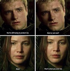Josh Hutcherson  Peeta Mellark The Hunger Games   Catching Fire   I     This made me cry in the book in movie