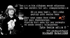 RICHARD BRAUTIGAN sözleri