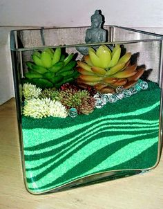 Zen terrarium