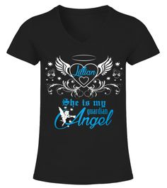 # Top LILLIAN! MY GUARDIAN ANGEL back Shirt .  tee LILLIAN! MY GUARDIAN ANGEL-back Original Design.tee shirt LILLIAN! MY GUARDIAN ANGEL-back is back . HOW TO ORDER:1. Select the style and color you want:2. Click Reserve it now3. Select size and quantity4. Enter shipping and billing information5. Done! Simple as that!TIPS: Buy 2 or more to save shipping cost!This is printable if you purchase only one piece. so dont worry, you will get yours.
