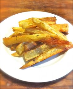 Baked Yuca Fries | fastPaleo Primal and Paleo Diet Recipes