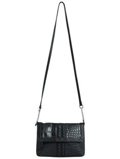PIECES Parah Crossbody zwart