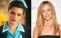 "Heather Graham / Annie Blackburn | ""Twin Peaks"" Stars - Then, Now And Before"