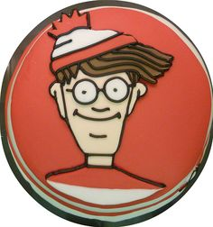 Wheres Wally , my dress up for tonight.. 21st :D