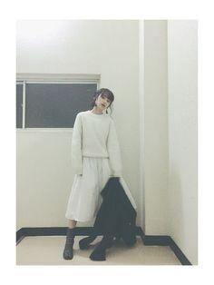 高橋愛 ニット・セーターを使ったコーディネート - WEAR