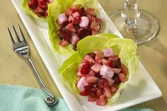 Cranberry-Apple Salad