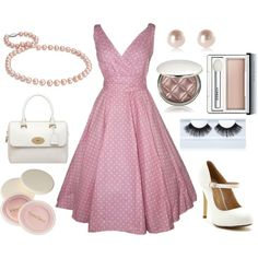 """""""Retro-Toned Summer"""" by prettyyourworld on Polyvore"""
