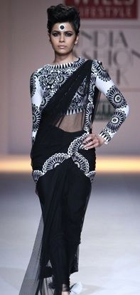 Malini Ramani - India Fashion Week 2014