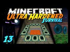 Minecraft: Ultra Hardened Survival LP - 13 - LEAVING HOME!
