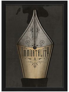 Immortality Fountain Pen by The Artwork Factory at Gilt