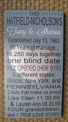 Engagement, Wedding, Anniversary - So cute! What a great anniversary idea.