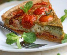 Ricetta Quiche di verdure