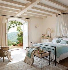 Dormitorios románticos / Romantic bedrooms - Paperblog