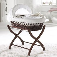 moses basket..this is the exact one i had..=)