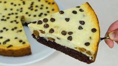 Easter Pie, No Cook Desserts, Cakes And More, Bread Baking, Cheesecakes, Food To Make, Cooking Recipes, Yummy Food, Sweets