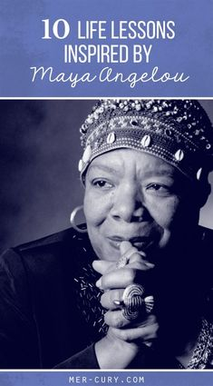 Not many people have inspired as many people as Maya Angelou. She had a slow, easy way of talking that was beautiful. Everything she said had meaning in it, which is probably why Maya Angelou quotes are some of the most powerful quotes for living a better