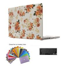 "Polka Dot AQUA Ultra Slim Matte Case for Macbook Pro 13/"" Retina A1425 /& A1502"
