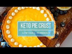 Keto pie crust is the perfect base for any type of baked goods or keto dessert. It's by far the closest recipe that you'll find that resembles a homemade pie base from regular wheat flour, but its made from a mix of almond flour, coconut flour and a secret ingredient that you've already got in the fridge.