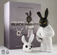 From Designer Luke Chue comes a new Toy which reminds me of a character of the movie Donnie Darko… It looks like the scary bunny, appearing in Donnies ...