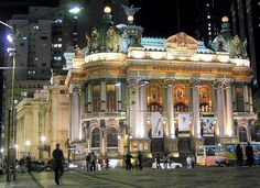 Teatro Municipal RJ