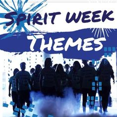A TON of spirit week themes and ideas for student councils