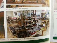 One of my displays made it on to a gardening mag , how cool