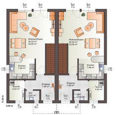 Duo 160 - Erdgeschoss