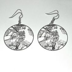 These are so awesome. Just ordered a custom pair with the streets of Louisville! $40 from aminimalstudio.com
