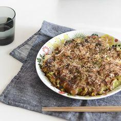 【特集|食べきりお餅レシピ】第2話: カリカリもちもち食感のお好み焼き