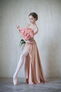 Vaganova Ballet Academy student Daria
