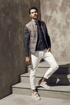 Brunello Cucinelli Spring 2017 Menswear Collection Photos - Vogue