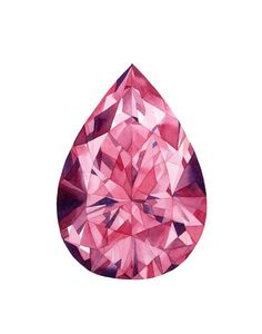 How to Paint Watercolor Diamonds and Gemstones – A R T B Y E L L E A I C H E Gem Drawing, Crystal Drawing, Jewelry Design Drawing, Graffiti Wall Art, Watercolor Paintings, Watercolours, Painting Art, Creations, Art Prints