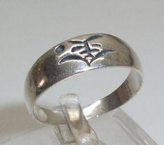 925er+Silberring++18,1+mm+SR298+von+Atelier+Regina++auf+DaWanda.com