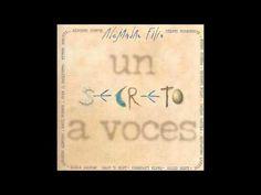 Alejandro Filio - Un Secreto A Voces (ÁLBUM COMPLETO 1998)