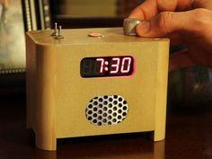 Remote alarm clock... I need this