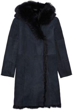 Joseph   Anais shearling coat   NET-A-PORTER.COM