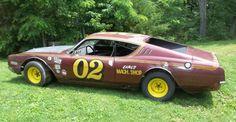NASCAR WINSTON WEST OLYMPIA CHALLENGE 1968 69 MERCURY CYCLONE RACE CAR VINTAGE