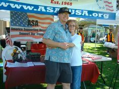 Karen Vipperman with Howard Vipperman