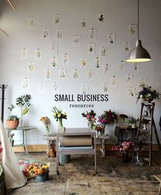 piece of cake/peace of mind: Small Business Resources