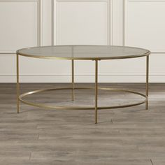 Found it at Wayfair - Alsager Coffee Table  maybe, but it goes in a different direction