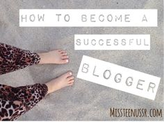 This post nails the plight of all bloggers on the head! LOVE IT.