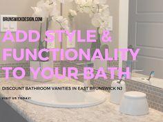 Bathroom Vanity Brunswick Design East Brunswick NJ