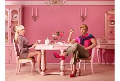 PictoVista: The Real Life Of Barbie And Ken's Marriage