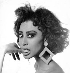 """The First Black Supermodel, Whom History Forgot •Donyale Luna became the first black supermodel nearly 50 years ago.  At the height of her career, the New York Timescalled Luna """"a stunning Negro model whose face had the hauteur and feline grace of Nefertiti."""""""