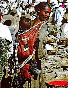 Tigrinya Women . Ethiopia
