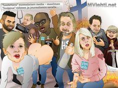 www.mitavittua.fi @mitavittualehti Hyvä media suomim ... Instagram kuva | Websta (Webstagram)